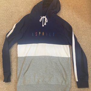 ASPHALT hoodie (size M)